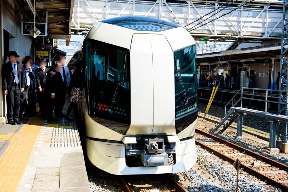 日光、鬼怒川、会津へ。東武の新型特急車両「リバティ」が運転開始