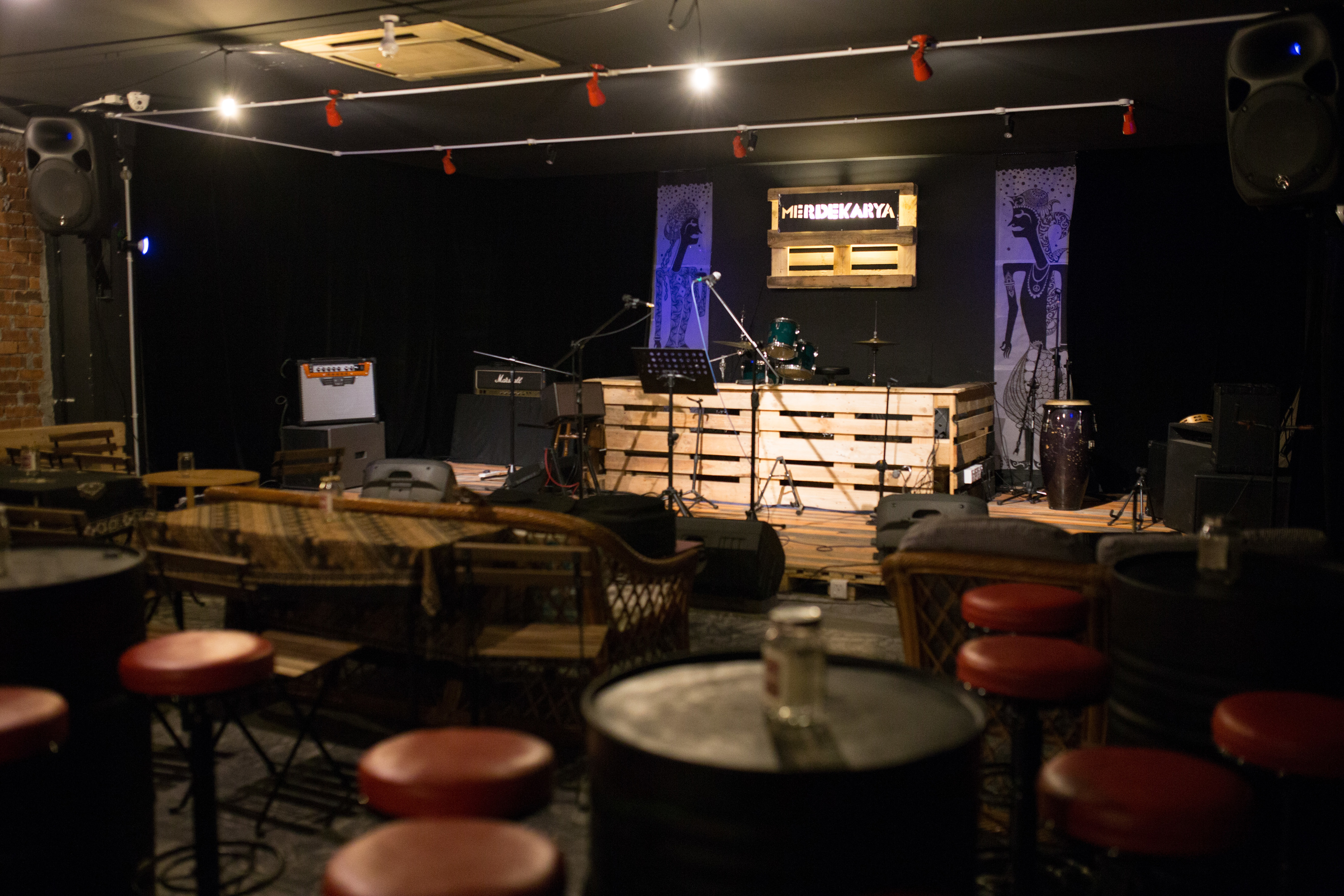 Best live music venues in KL