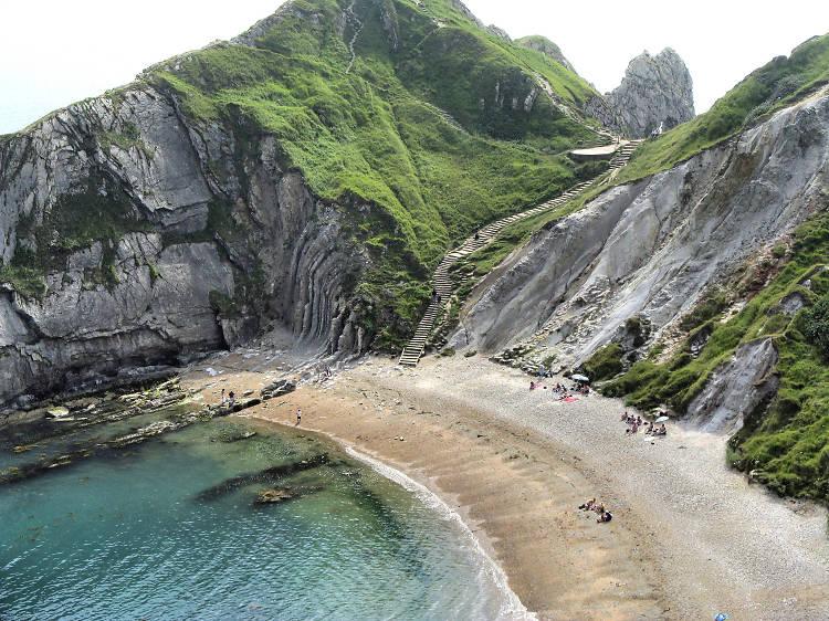 The best beautiful and hidden UK beaches