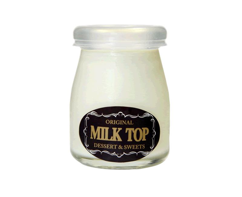 milk top hokkaido milk