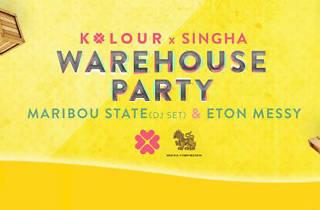 Kolour Warehouse Party