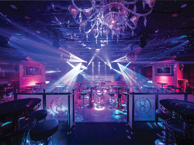 Dance clubs