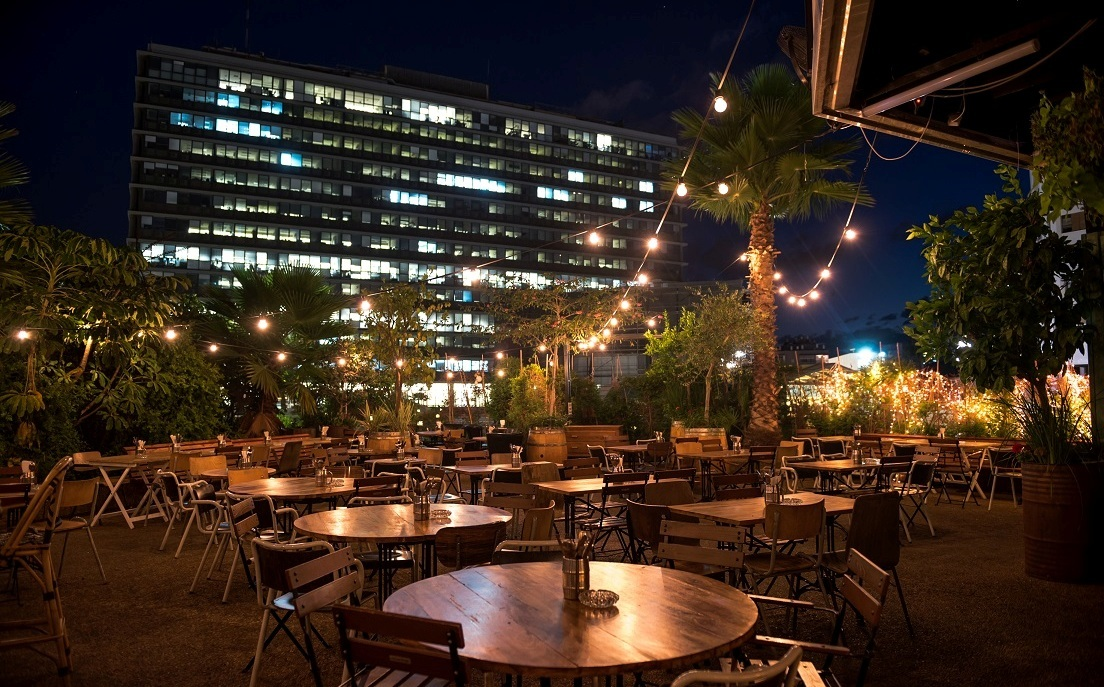 The best bars in Tel Aviv with outdoor patios