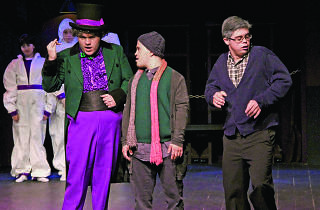 Area Stage Company