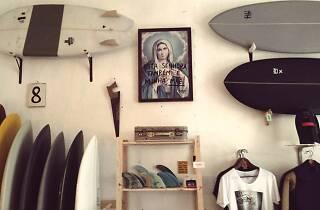 Lisbon Crooks and Surfers