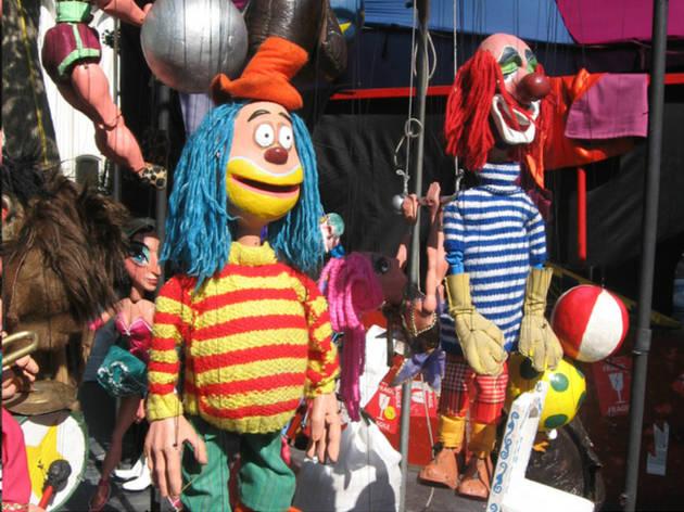 Marionetas de la Esquina  (Foto: Cortesía Marionetas de la Esquina)