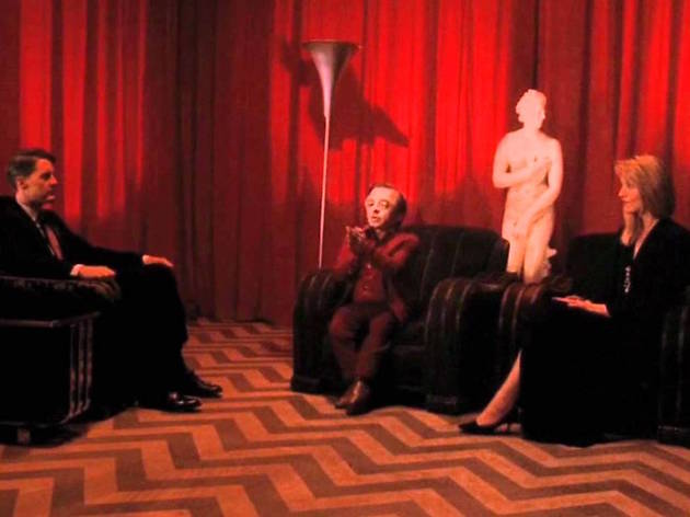 Fire Walk With Me: A Night at the Black Lodge
