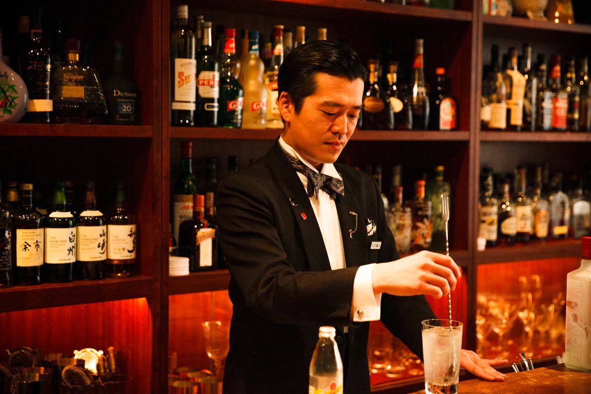 Bar Opa Monzen-Nakacho