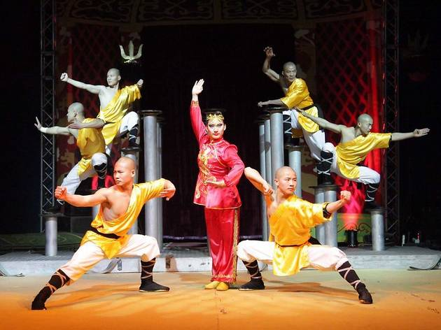 Chinese State Circus: Dynasty