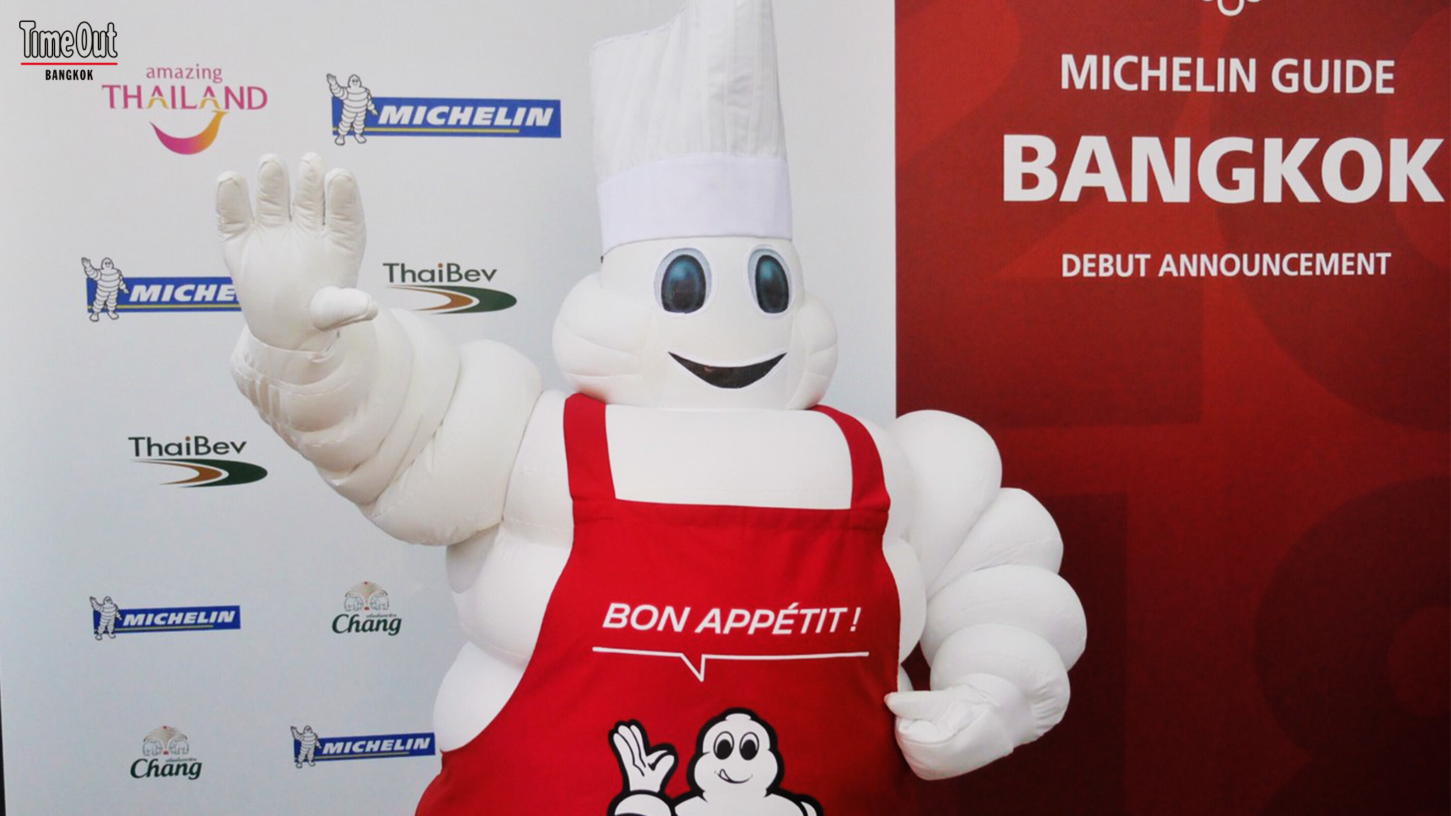 Resturants in Bangkok with Michelin Stars