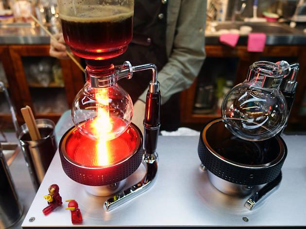 그린마일 커피