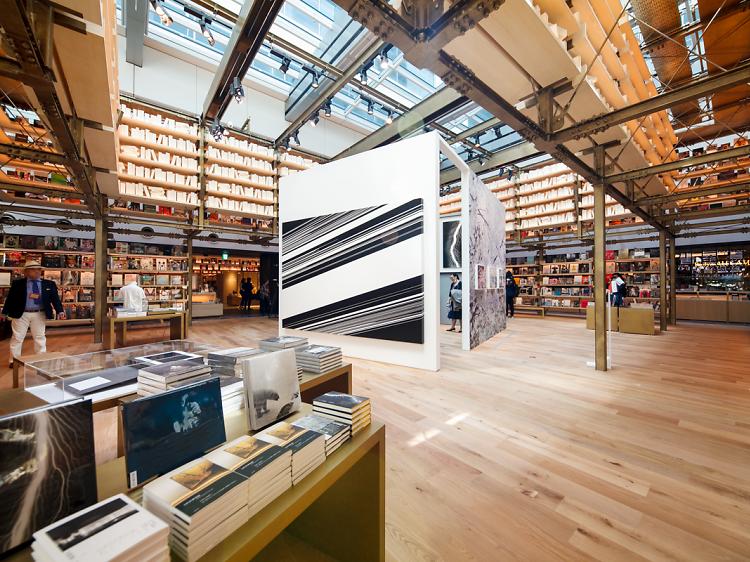 Ginza Tsutaya Books, Tokyo