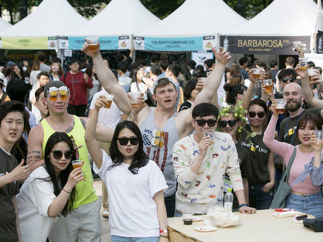 Great Korean Beer Festival