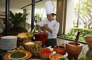 Next2 Café, Shangri-La Bangkok