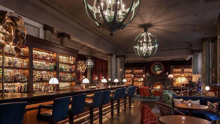 Bar awards 2017, best bar design shortlist, Scarfes Bar
