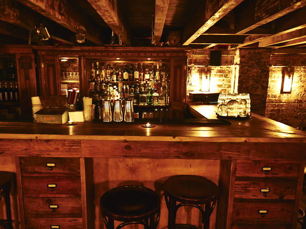 best speakeasy bars, discount suit company