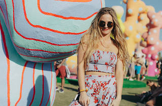 Don't get stuck in the desert without these must-have beauty products for Coachella 2017