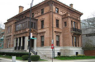 Have a beer inside the Theurer-Wrigley Mansion during a Chicago Brewseum fundraiser