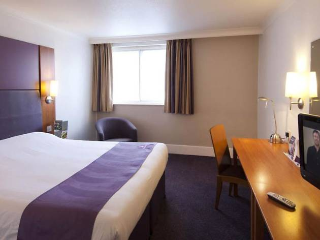 Glasgow S Best Hotels Premier Inn City Central