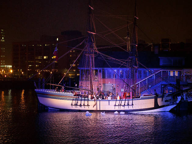 Boston Tea Party and Ships Museum