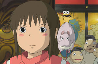 El viaje de Chihiro, movie concert