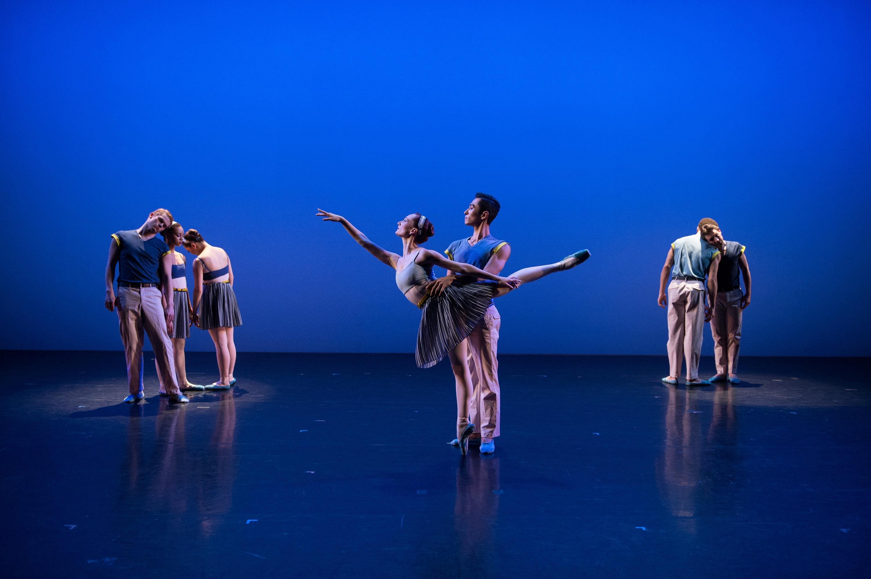 New York Theatre Ballet's Uptown/Downtown/Dance
