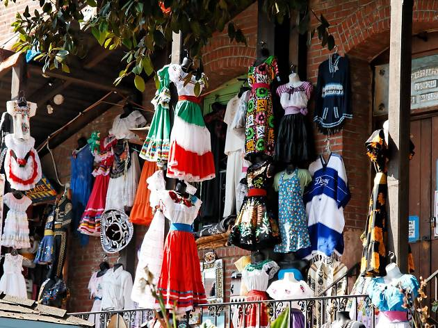 Take a walk through history and celebrate 140 years of Olvera Street