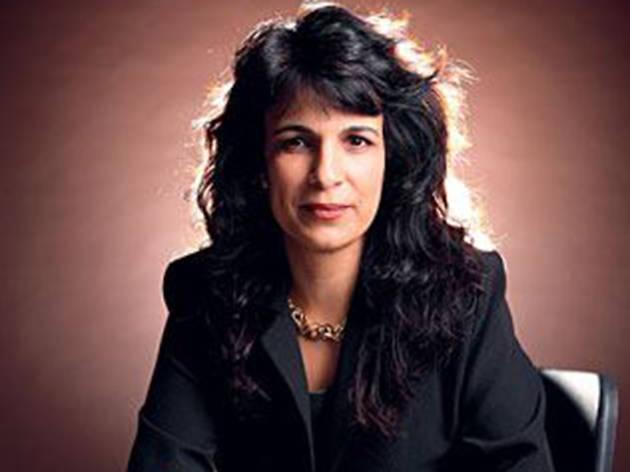 The Times of Israel Presents: NITSANA DARSHAN-LEITNER (In association with Nefesh B'Nefesh)