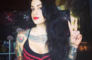Sonia Tattoo Lady