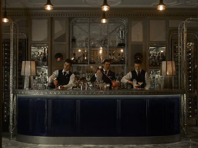 connaught bar team