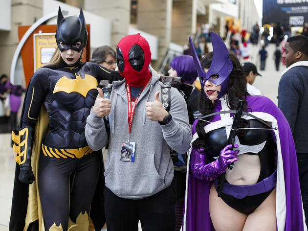 C2E2: Chicago Comic and Entertainment Expo