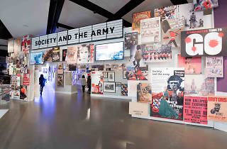 National Army Museum, Society Gallery, London