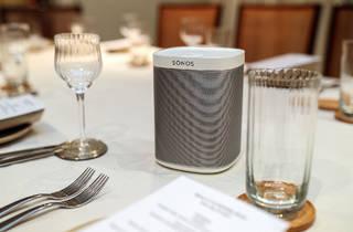 Sonos Winner Dinner TOM