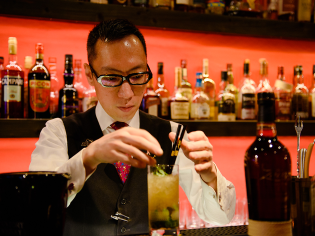 dashi & bar 俵木