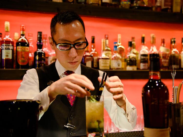 Dashi & Bar Tawaragi