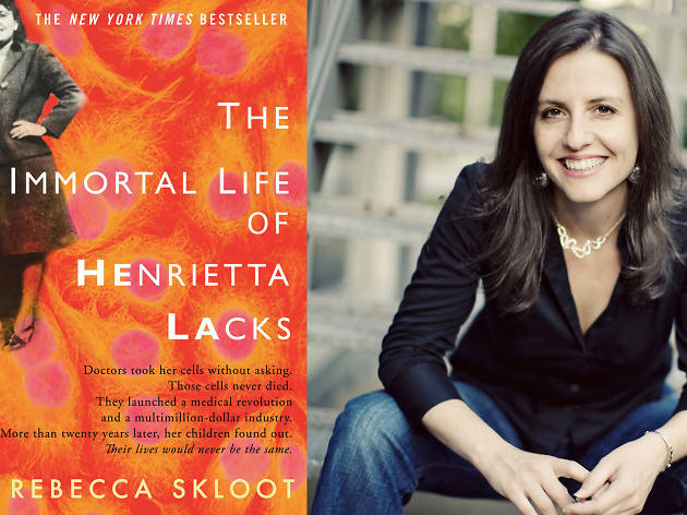 Conversations on Science: Rebecca Skloot