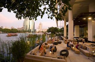 Flow, Millennium Hilton Bangkok