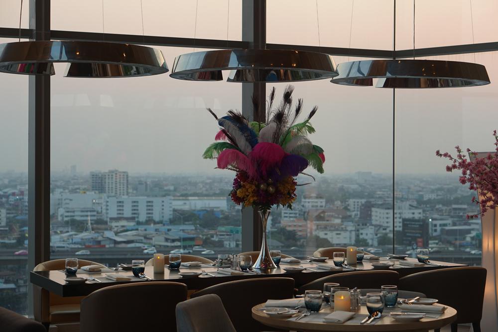 Skyline, Avani Riverside Bangkok