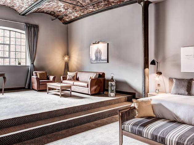 10 very glam hotels in Liverpool