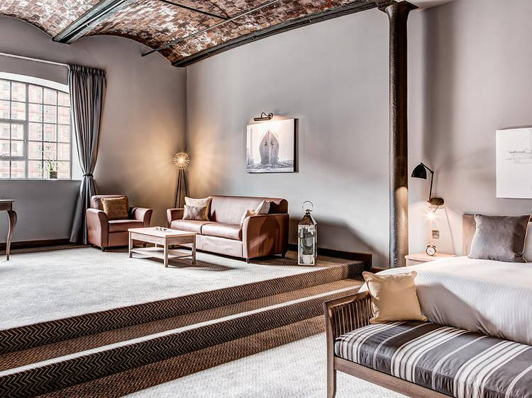 The best hotels in Liverpool