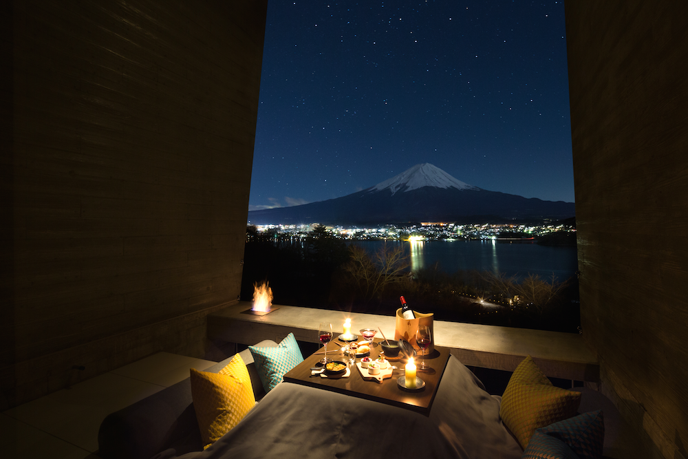 7 of the most beautiful hotels and resorts in Japan