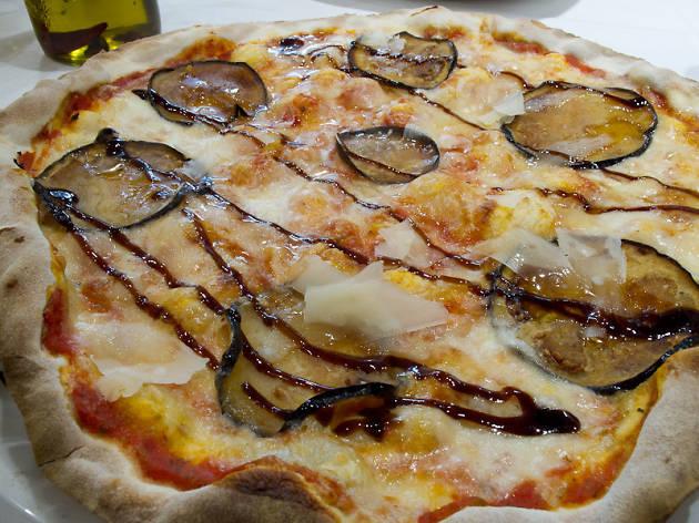 Pizza de la Tagliatella
