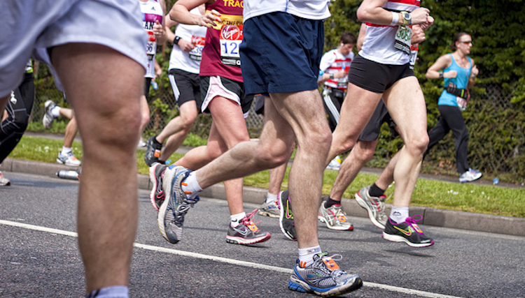 Here's how to enter the 2019 London Marathon