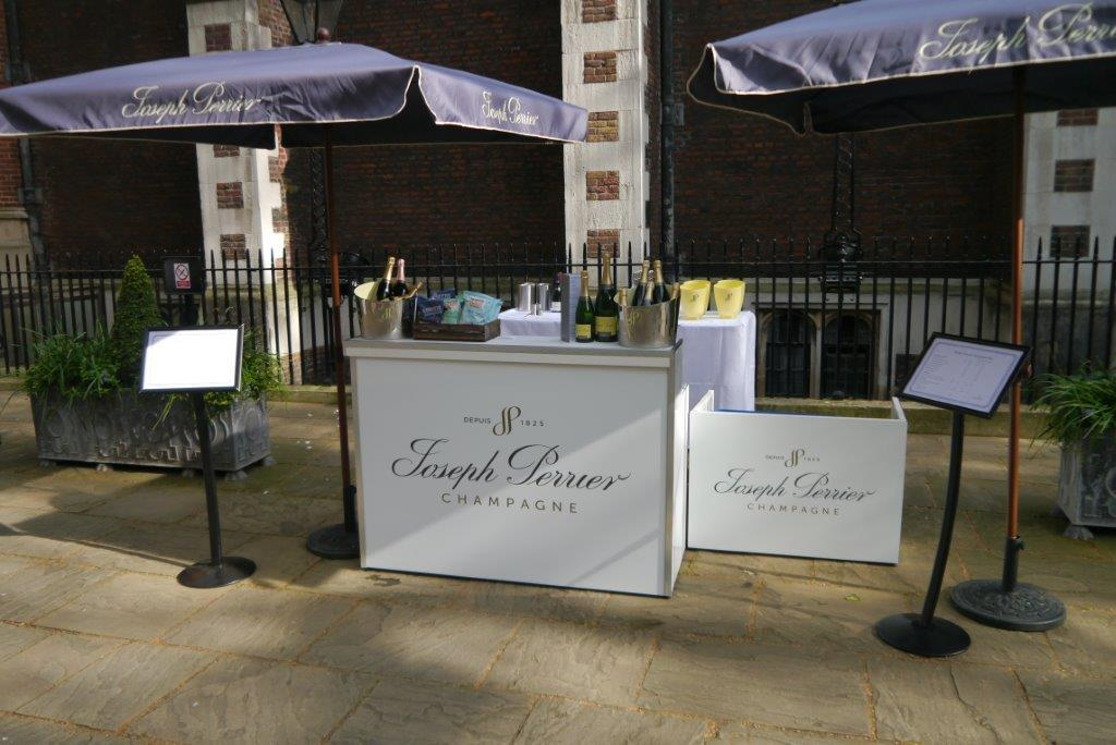 Champagne Bar at Middle Temple
