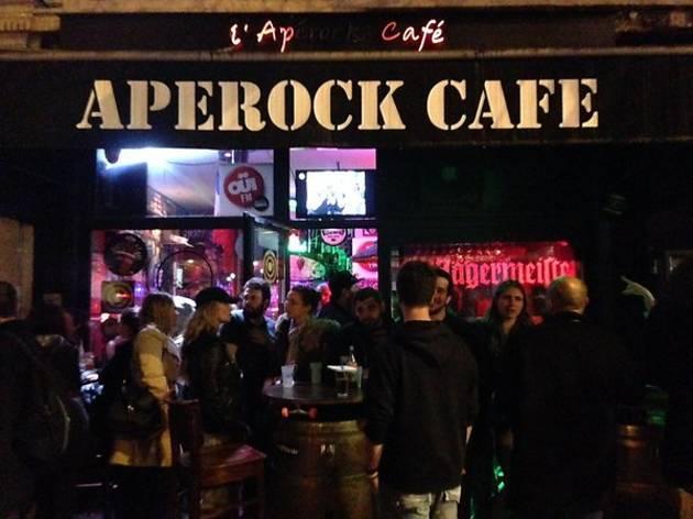 Apérock Café