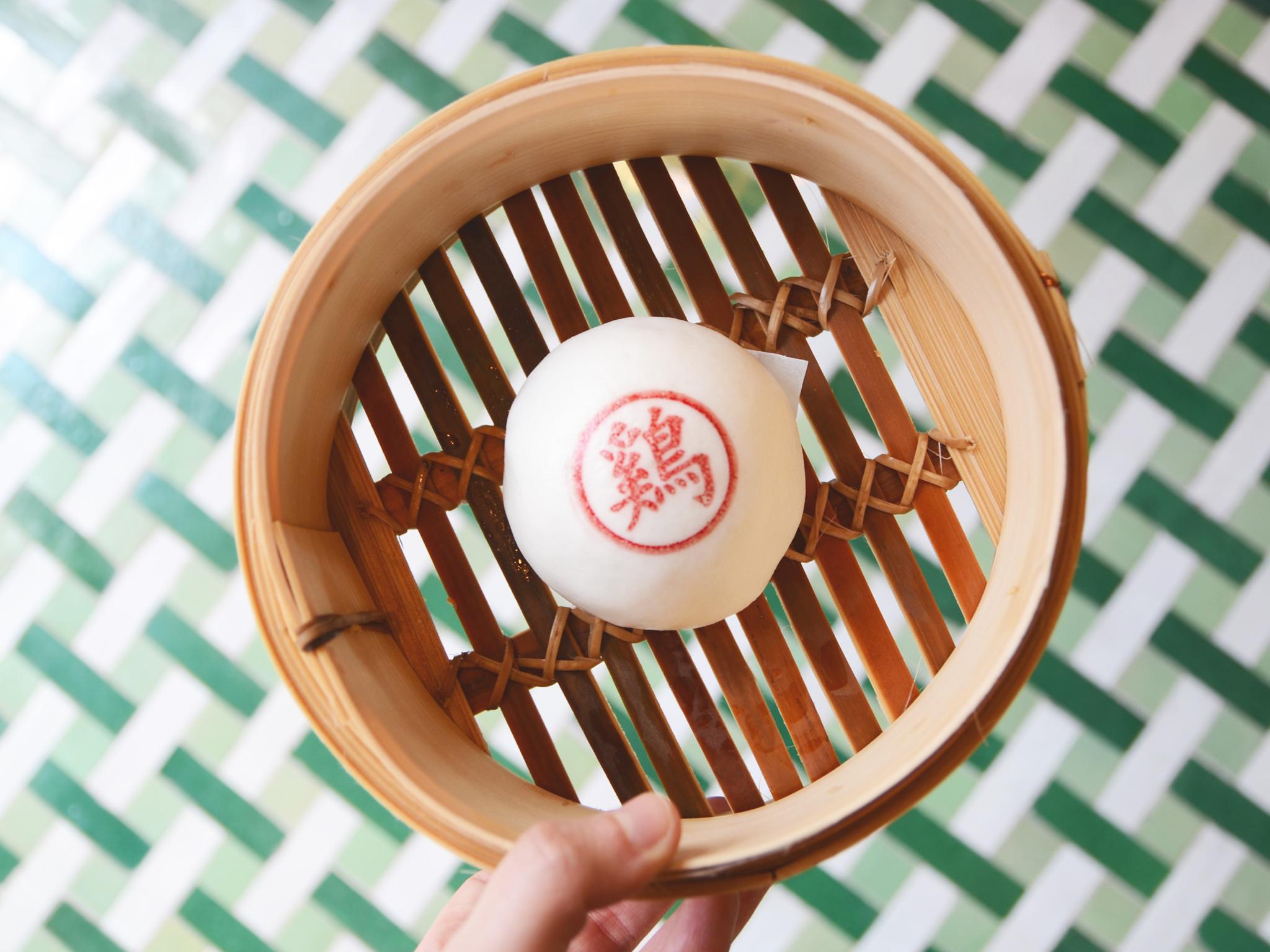 Steamed Cantonese buns at Bun House