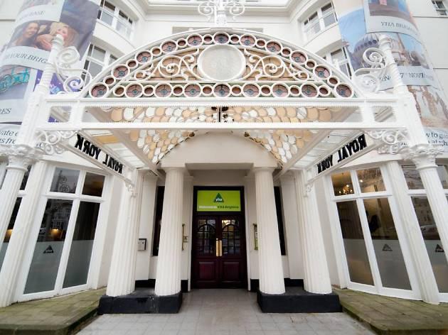 YHA Brighton, best cheap hotels brighton, London