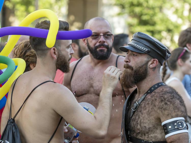Bear World Pride Madrid