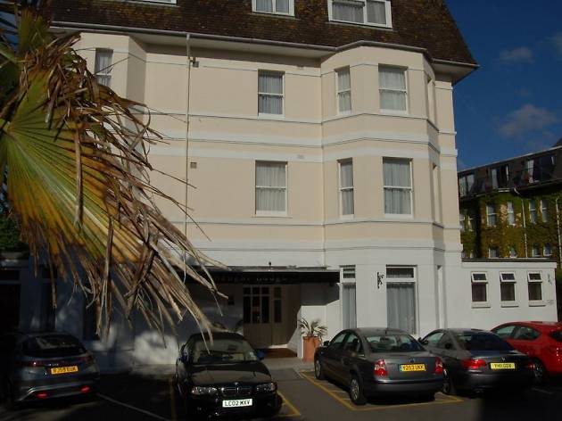 Connaught Lodge, Bournemouth, best hotels in bournemouth