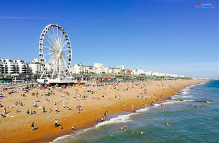 Brighton, seafront, beach, best hotels,